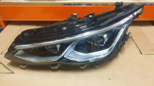 VW Golf 8 MK8 UK Spec RHD Headlamp Headlight FULL LED Left 5H2941035 Complete