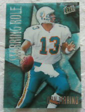 Fleer Ultra 1997 Starring Role NFL Football Dan Marino Miami Dolphins 4 of 12