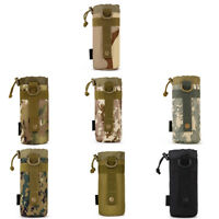 550ML Sport  Water Bottle Carrier Insulated Cover Bag Holder Strap Pouch Outdoor