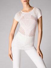 Netzpullover Damen Damenpullover Locker Luftig Biowolle UP2FASHION