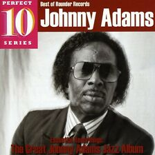 Great Johnny Adams Jazz Album - Johnny Adams (2009, CD NIEUW)