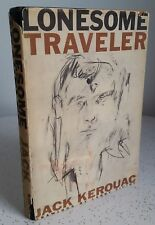 FIRST EDITION~ Lonesome Traveler by Jack Kerouac 1960 1st Printing McGraw-Hill