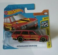 Datsun Bluebird Wagon (S10) Hot Wheels 2020 Case H Speed Graphics 8/10 Mattel