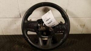 SRT CHALLENGER R/T Scat Pack 2021 Black Leather Steering Wheel w/Shift 2267759