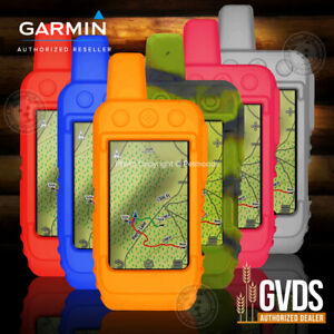 Garmin Alpha 200i Protective Silicone Gel Cover Heavy Duty Flexible Case by GVDS