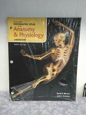 Van De Graaff's Photographic Atlas for the Anatomy & Physiology Lab - Very GOOD