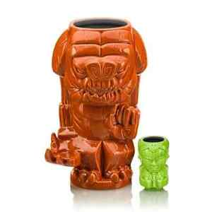 Geeki Tikis Star Wars Rancor 45oz. + Oola Mini Muglet Ceramic Mug Set CASE FRESH