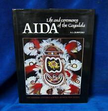 AIDA Life and Ceremony of the Gogodala by A.L.Crawford Papua New Guinea Art Book