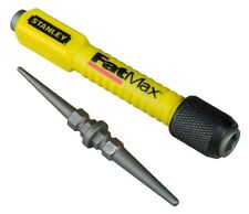 STANLEY  FATMAX INTERCHANGEABLE NAIL SET PUNCH