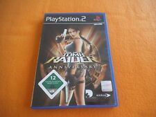 Tomb Raider Anniversary Playstation 2 PS 2