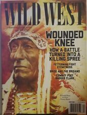 Wild West The American Frontier Dec 2017 Wounded Knee  FREE SHIPPING mc