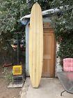"Vintage 1960's Challenger Competition  Model 10'2""  Surfboard Longboard # 659"