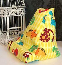 **SALE** Dinosaur Cushion Pillow Beanbag Book Rest Suits Ipad Books Tablets