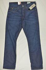 NEW MEN'S G Star RAW 3301 Straight Jeans Dark Aged sz 31x32 $170 #81-52323