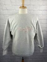 RARE Vtg 80s Champion USA Reverse Weave Sweatshirt University Of Maryland XL