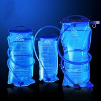 1/1.5/2/3L Water Bladder Bag Hydration Pack Bags Camping Hiking Cycling Outdoor