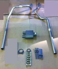 Dodge Dakota 97-05 Dual Exhaust kit + 1 chamber