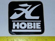 VTG 70's HOBIE FLEX RIDER WOODY PARK MACHINE OLD SCHOOL SKATEBOARD STICKER NOS !