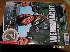 #* 2e Guerre Mondiale thematique n°6 Wehrmacht Soldats du IIIe Reich Infanterie