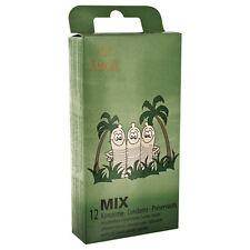 Amor Mix - Boîte de 12 Préservatifs.