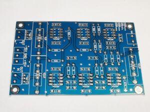 2PCS mono adjustable 2-way crossover network PCB board+resistor