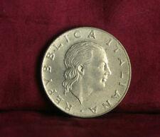 200 Lire 1981 R Italy World Coin Nice Details KM105 Italiana