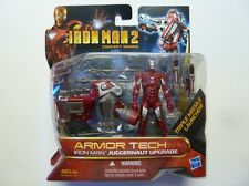 Iron Man 2 - (Blister) -  Armor Tech - Iron Man Juggernaut Upgrade