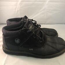Mens DVS Hawthorne  Black Snow Boots / Shoes Size 10.5 VGUC!!