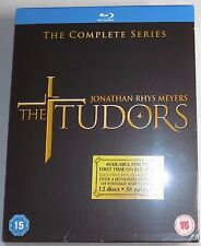 THE TUDORS: The Complete Series Brand New BLU-RAY Set Seasons 1-4 1 2 3 4 Import