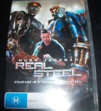 Real Steel (Hugh Jackman) (Australia Region 4) DVD – New