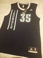 KEVIN DURANT Oklahoma City Thunder JERSEY ADIDAS size small mens Authentic NBA