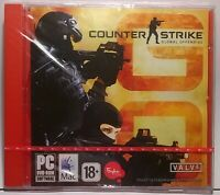 Counter-Strike: Global Offensive PC DVD ROM NEW and SEALED RARE Vintage