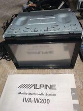 Alpine Mobile Multimedia, Navigation, 6 Disc Changer System