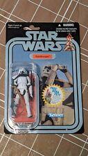 Star Wars Vintage Collection VC14 SANDTROOPER Figure Silver Foil MOC 2010 Hasbro