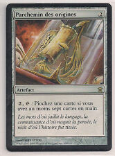 MTG Magic SOK - Scroll of Origins/Parchemin des origines, French/VF