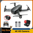 Holy Stone HS720 GPS Foldable RC Drone with 4K Camera Brushless Quad 2 Batteries