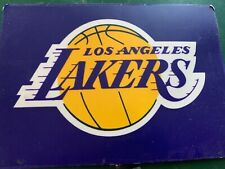 LOS ANGEWLES LAKERS      SOUND ACTIVATED FLASHING PANEL   2
