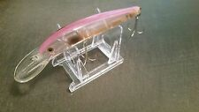 "~12 Adjustable 3 Part 2"" Display Stand For South Bend Creek Chub Fishing lures"