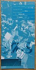 Orquestra Gulbenkian Beethoven programme 10.1997 Fundacao Calouste Gulbenkian
