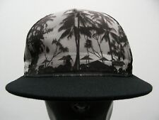 CHAOS - WORLDBEAT - S/M SIZE ADJUSTABLE SNAPBACK BALL CAP HAT!
