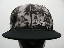 CHAOS - WORLDBEAT - S/M SIZE ADJUSTABLE SNAPBACK BALL CAP HAT!