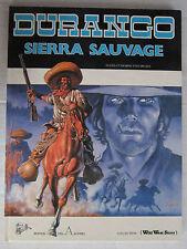 DURANGO TOME 5 : Sierra sauvage  § EO § TBE
