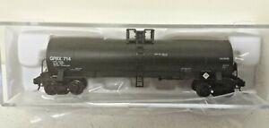 Georgia Pacific Railroad ACF 17,360 Gallon Tank 714 Atlas 50004932 N Free Ship
