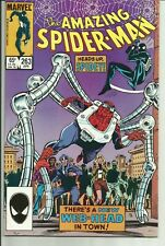 Amazing Spider-Man #263 (April 1985 Marvel) VERY FINE/NEAR MINT 9.0