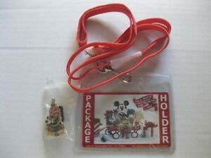"8"" Tiny Betsy McCall World Disney Year 2002  Event Souvenir Pendant & Budge"