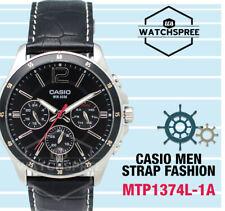 Casio Men's Standard Analog Watch MTP1374L-1A