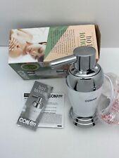 CONAIR Chrome Heated Hot Lotion Dispenser Warmer Spa Baby Hand Body
