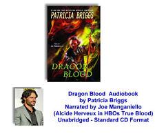 Dragon Blood Audiobook, Patricia Briggs Hurog, book 2