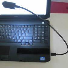 SET OF 2 USB Powered LED Laptop Lights