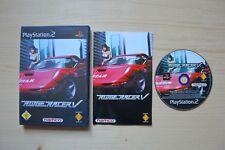PS2 - Ridge Racer 5 - (OVP, mit Anleitung)